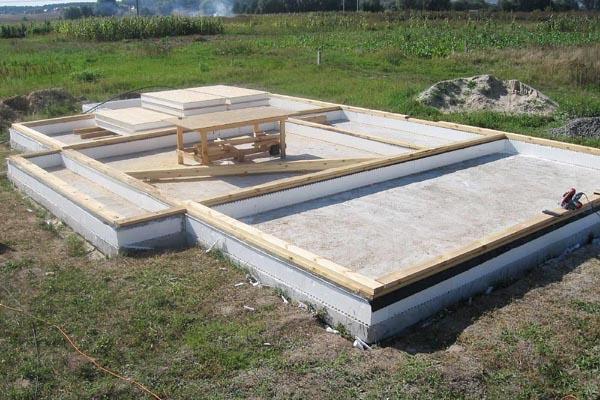 Монтаж к бетону