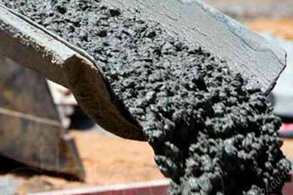 Крепкий бетон